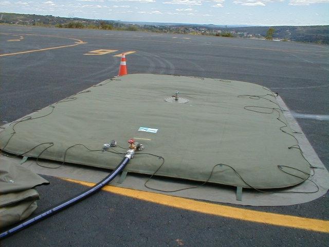 Citerne souple pour hydrocarbures
